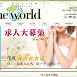 the world(ザ・ワールド)